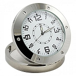 Mini Spy Table Clock Hidden Camera