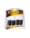 TASER Pulse C2 Bolt Replacement Cartridges-Live 4 Pack