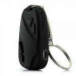 Mini Camcorder Key Chain Car Remote Pinhole Camera Video Recorder