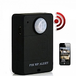 PIR Alert Infrared Sensor Alarm Anti-theft Motion Detection GSM Alert