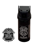 Police Magnum 2 oz. Flip Top Pepper Spray