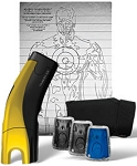 TASER brand C2 Gold Kit Yellow Edition