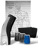TASER brand C2 Gold Kit Silver Edition