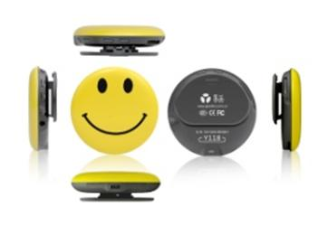 Smiley Face DVR Button