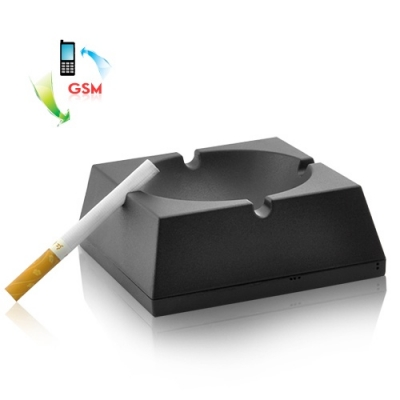 Eavesdrop Ashtray Tri-Band GSM Spy Device