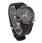8GB Waterproof Pinhole HD Camera Spy Watch