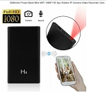 Power Bank Mini WIFI 1080P HD Spy DVR Hidden Camera