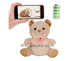 Xtreme Life Wifi Teddy Bear Hidden Camera HD Nanny Cam