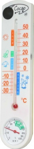 Hidden Camera Thermometer DVR Motion Long Life